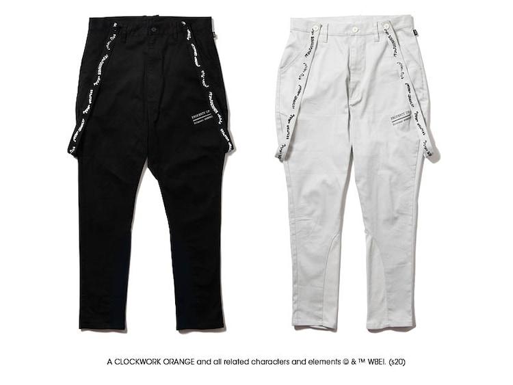 Clockwork jodhpurs pants(税込2万5300円)