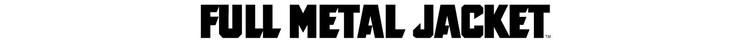 「フルメタル・ジャケット」ロゴ