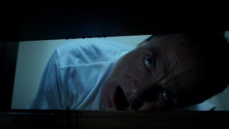 「ムカデ人間」より、ディーター・ラーザー演じるハイター博士。(写真提供:IFC Films / Photofest / ゼータ イメージ)