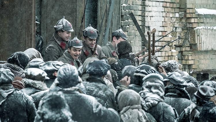 「赤い闇 スターリンの冷たい大地で」