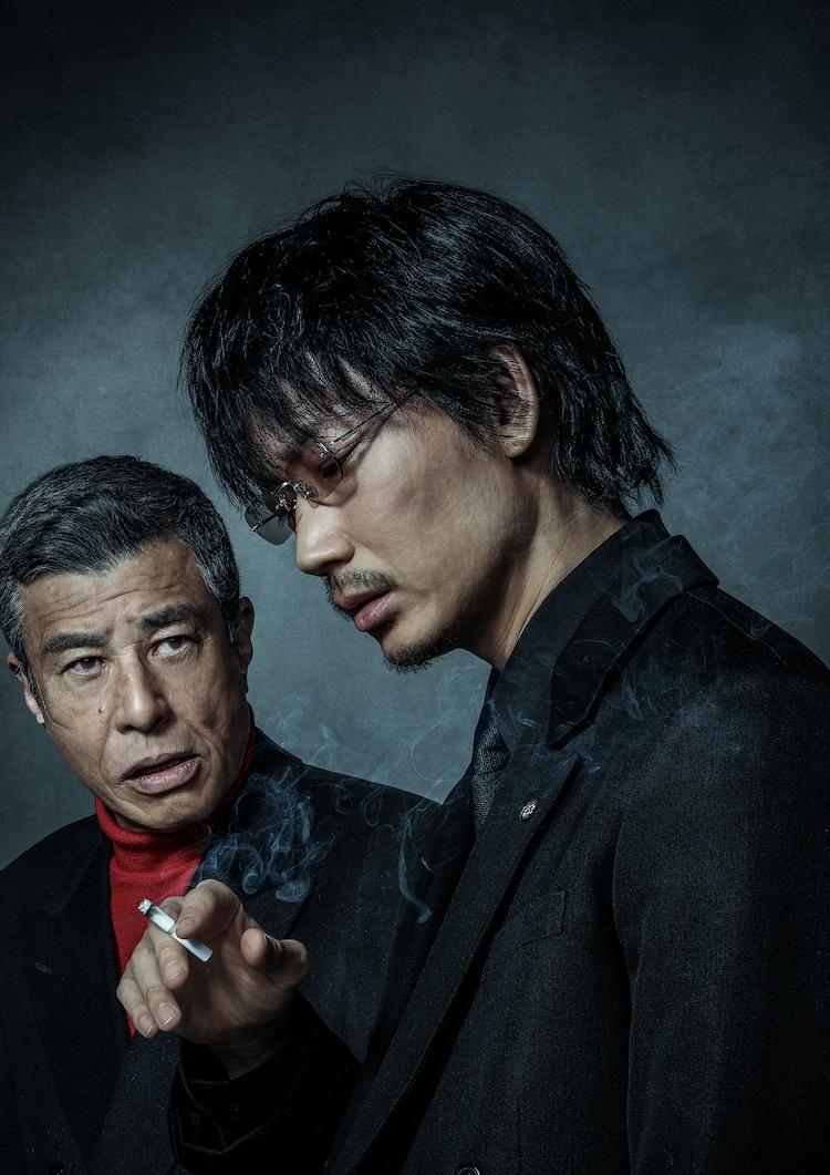 綾野剛と舘ひろしが「ヤクザと家族」で共演、監督は「新聞記者」の藤井 ...