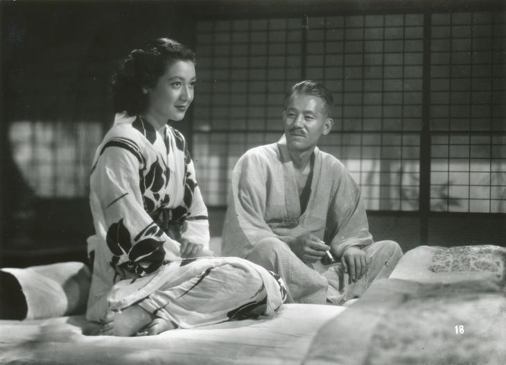 「晩春」 (c)1949 松竹株式会社