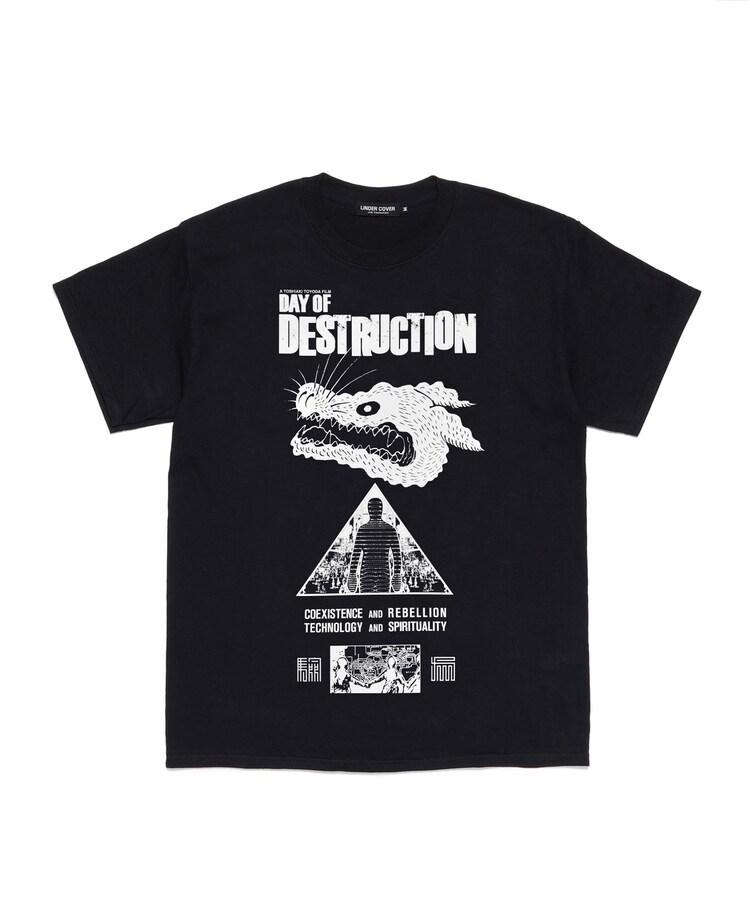 「破壊の日」支援Tシャツ