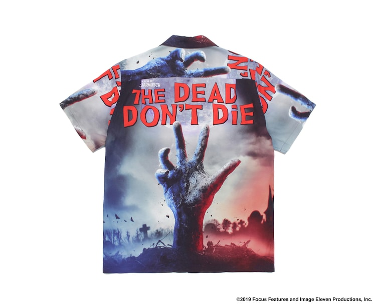 「JIM JARMUSCH 『The Dead Don't Die』/ HAWAIIAN SHIRT」