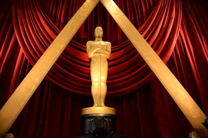 アカデミー賞授賞式の様子。(写真提供:Hahn Lionel / ABACA / Newscom /ゼータ イメージ)