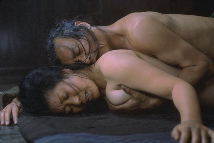 「楢山節考」 (c)今村プロ・東映