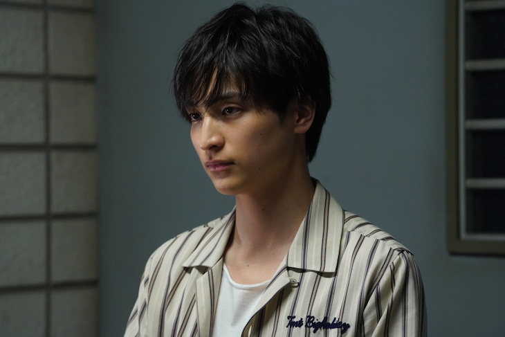 ドラマ「特捜9 season3」第9話より、一ノ瀬颯演じる吉井宏也。