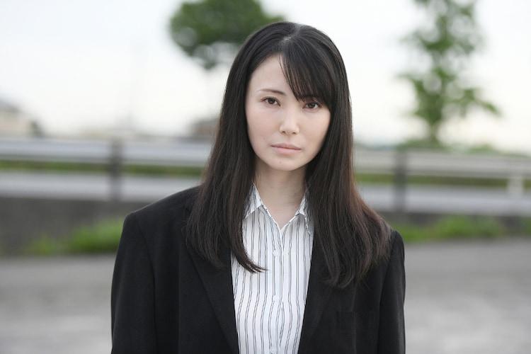 「MIU404」より、美村里江演じる青池透子。