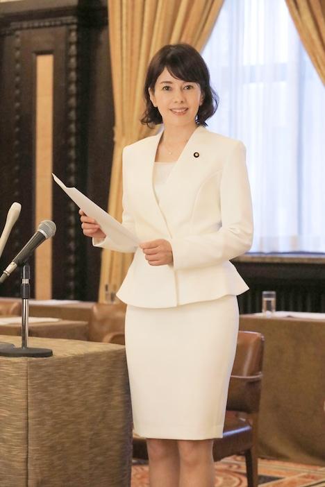 沢口靖子演じる鳳丸子。