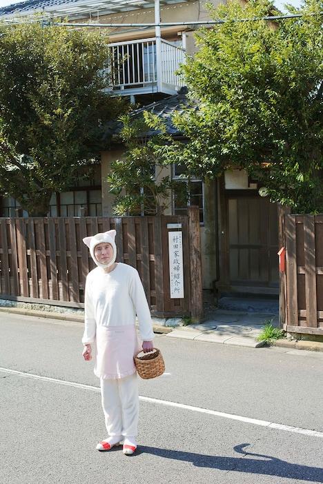 「きょうの猫村さん」ビジュアル