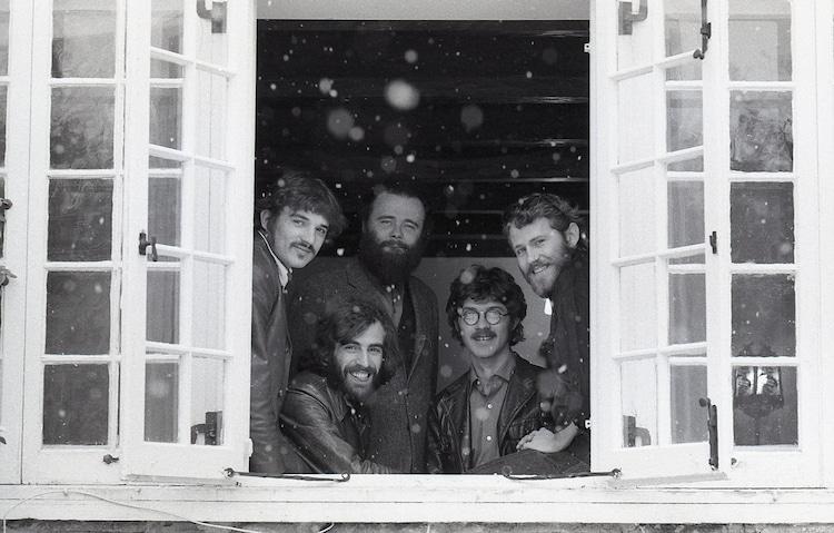 「ザ・バンド かつて僕らは兄弟だった」