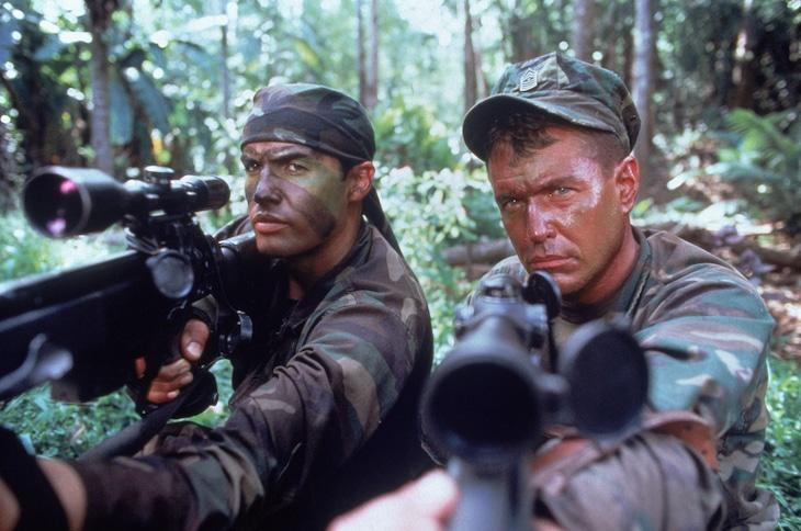 「山猫は眠らない」 (c)1993 Sniper Productions. All Rights Reserved.