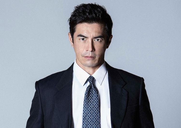 伊藤英明演じる柴崎朗。