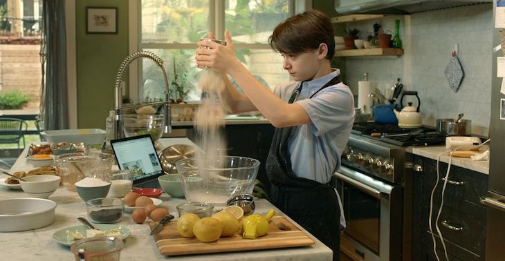 「エイブのキッチンストーリー」