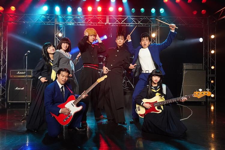 「ツッパリHigh School Rock'n Roll(登校編)」特別映像より。