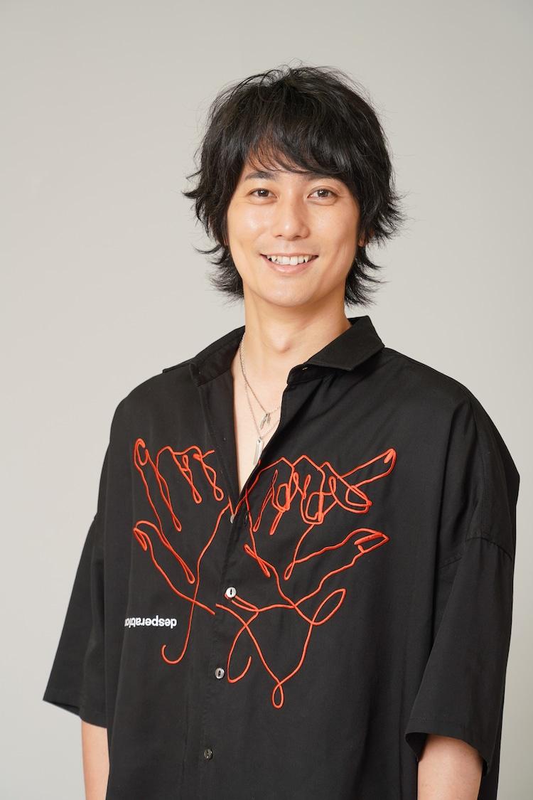 平岡祐太演じる鮫島涼。
