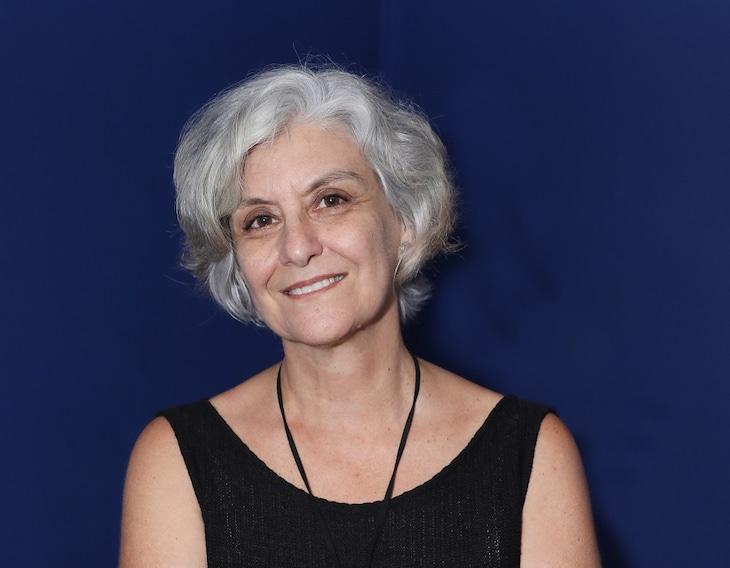 リオデジャネイロ国際映画祭でのアナ・ルイーザ・アゼヴェード。
