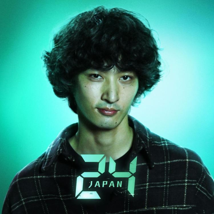 上杉柊平演じる長谷部研矢。