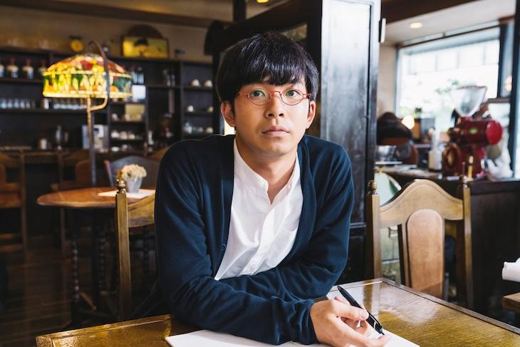 「あのコの夢を見たんです。」より、仲野太賀演じる山里亮太。