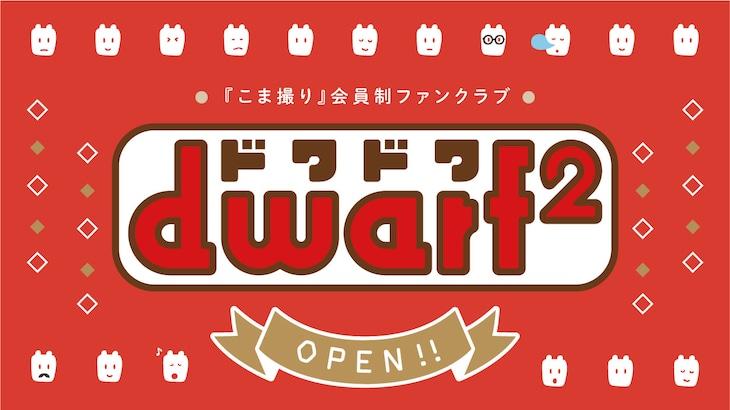「dwarf2(ドワドワ)」ビジュアル