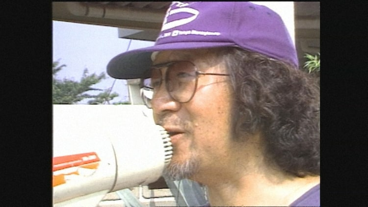 「NHK映像ファイル あの人に会いたい『大林宣彦(映画監督)』」より。 (c)日本放送協会