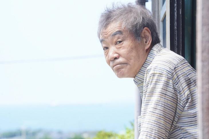柄本明演じる嶋田浩之。