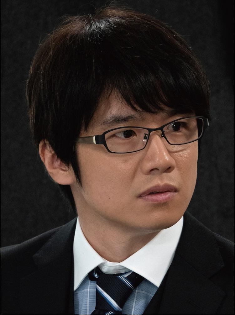 風間俊介演じる神啓太郎。