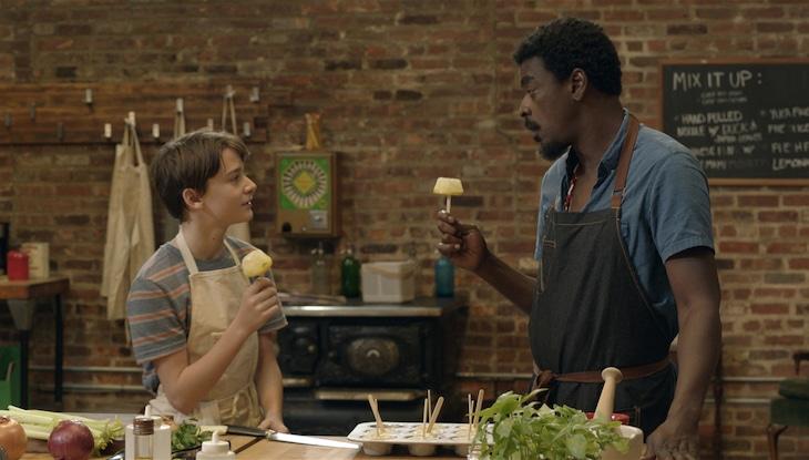 「エイブのキッチンストーリー」新場面写真