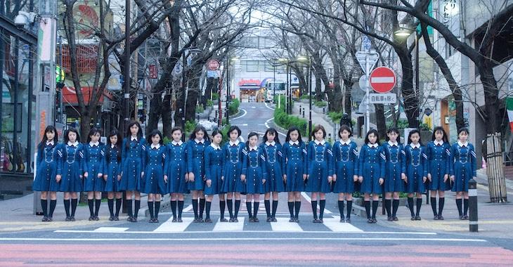 「僕たちの嘘と真実 Documentary of 欅坂46」 (c)2020「僕たちの嘘と真実 DOCUMENTARY of 欅坂 46」製作委員会