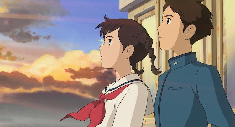 「コクリコ坂から」 (c)2011 高橋千鶴・佐山哲郎・Studio Ghibli・NDHDMT