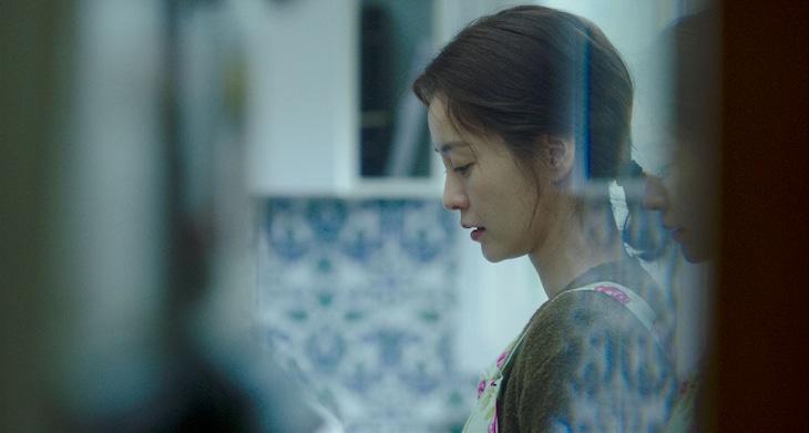 「82年生まれ、キム・ジヨン」より、チョン・ユミ演じるジヨン。