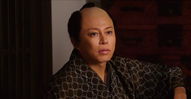 西川貴教演じる岩崎弥太郎。