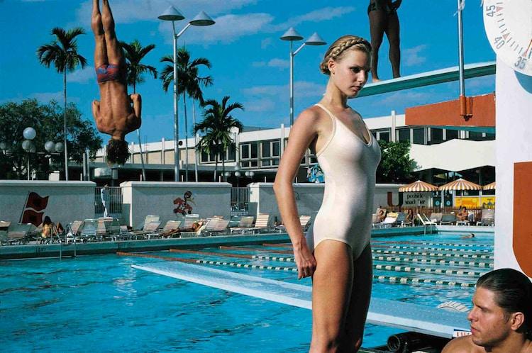 「Arena, Miami, 1978」 (c)Foto Helmut Newton, Helmut Newton Estate Courtesy Helmut Newton Foundation