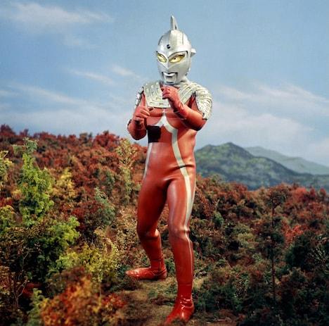「ウルトラセブン」4Kリマスター版 (c)円谷プロ(写真提供:NHK)