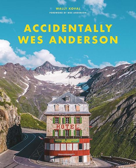 「ウェス・アンダーソンの風景(仮題)」原書版書影
