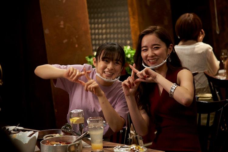 映画「ライアー×ライアー」メイキング写真 (c) 2021『ライアー×ライアー』製作委員会 (c)金田一蓮十郎/講談社