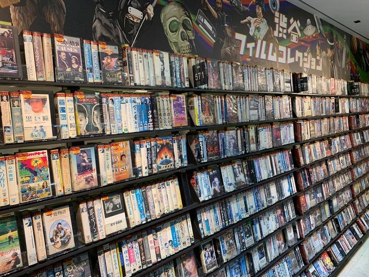 「渋谷フィルムコレクション」コーナー