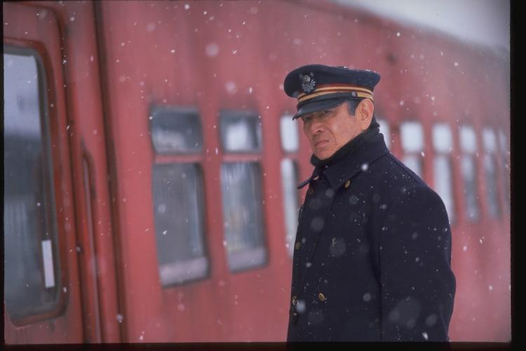高倉健が吹き込んだメッセージを「鉄道員」4K版上映時に公開(コメントあり) - 映画ナタリー