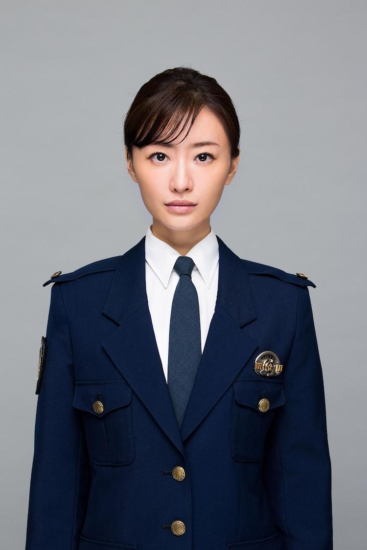 松本まりか演じる田澤愛子。