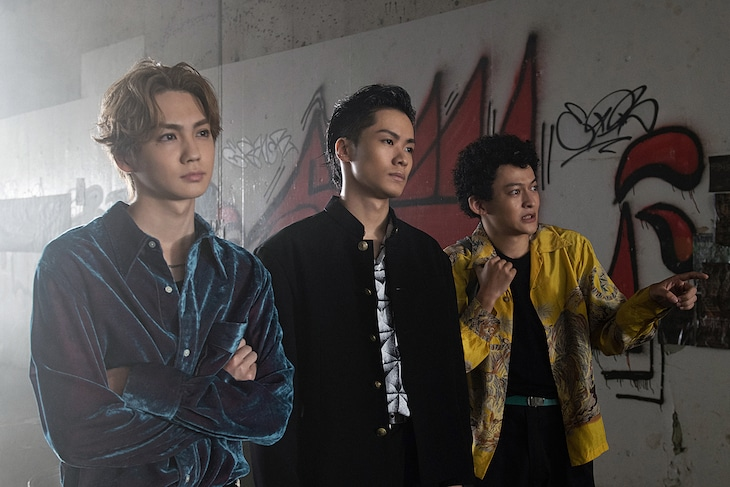 「6 from HiGH&LOW THE WORST」新場面写真