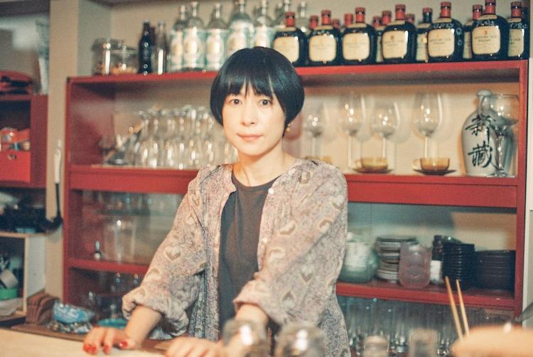 「空はどこにある」より、西田尚美。