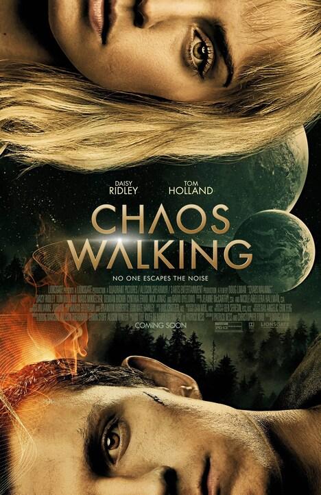 「Chaos Walking(原題)」海外版ビジュアル(写真提供:Lionsgate / PLANET PHOTOS / ゼータ イメージ)
