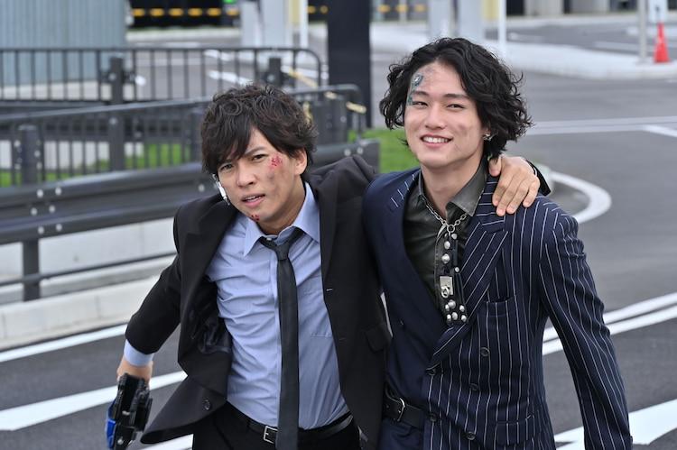 「劇場版 仮面ライダーゼロワン REAL×TIME」新場面写真