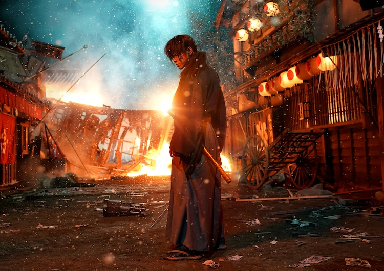 「るろうに剣心 最終章 The Final」新場面写真