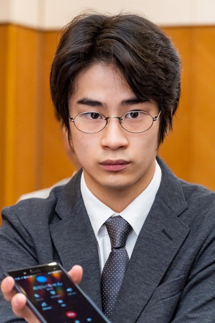 前田旺志郎演じる勇太。