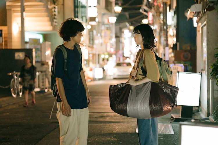 「街の上で」 (c)『街の上で』フィルムパートナーズ