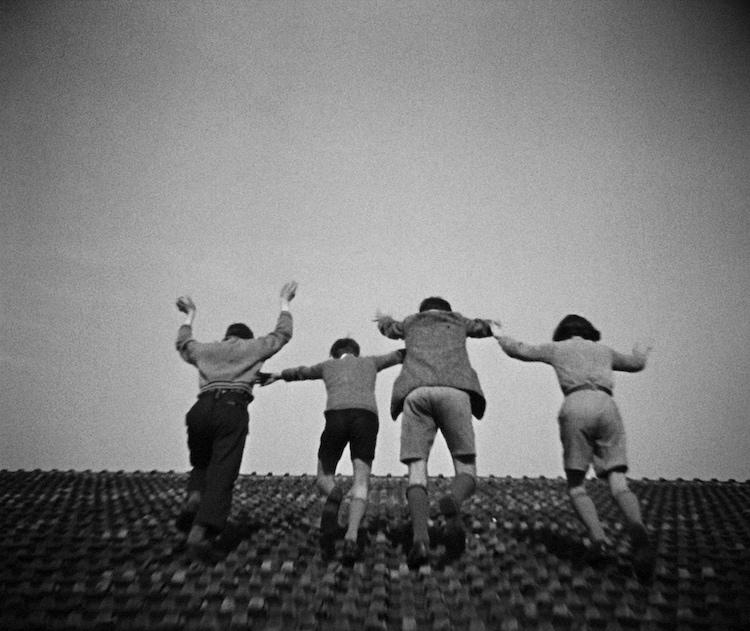 「新学期 操行ゼロ」 (c)1934 Gaumont