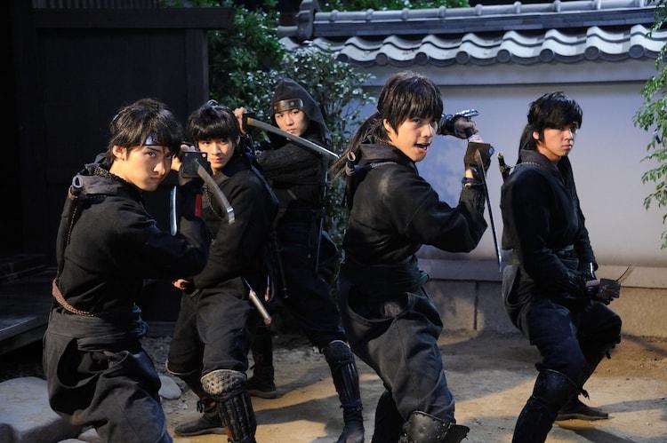 「忍ジャニ参上!未来への戦い」