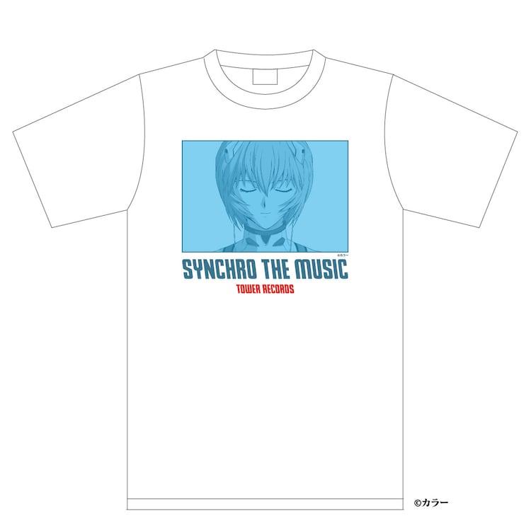 シン・エヴァンゲリオン劇場版 × TOWER RECORDS Tシャツ レイ(税込4290円)