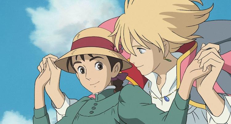 「ハウルの動く城」 (c)2004 Studio Ghibli・NDDMT